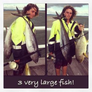 large fish