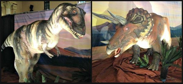 dinosaurs maryborough explore-a-saurus fraser coast