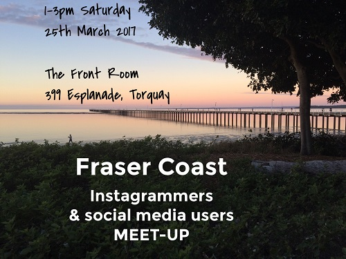 frasercoast social media meetup 2